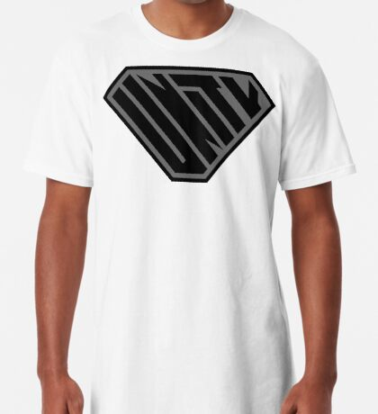 Unity SuperEmpowered (Black on Black) Long T-Shirt
