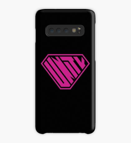 Unity SuperEmpowered (Pink) Case/Skin for Samsung Galaxy