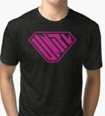 Unity SuperEmpowered (Pink) Tri-blend T-Shirt