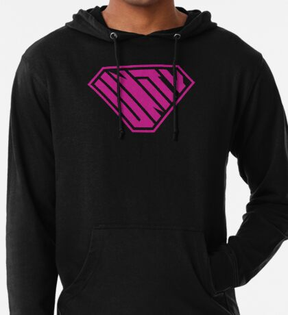 Unity SuperEmpowered (Pink) Lightweight Hoodie