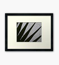 Digits Framed Print