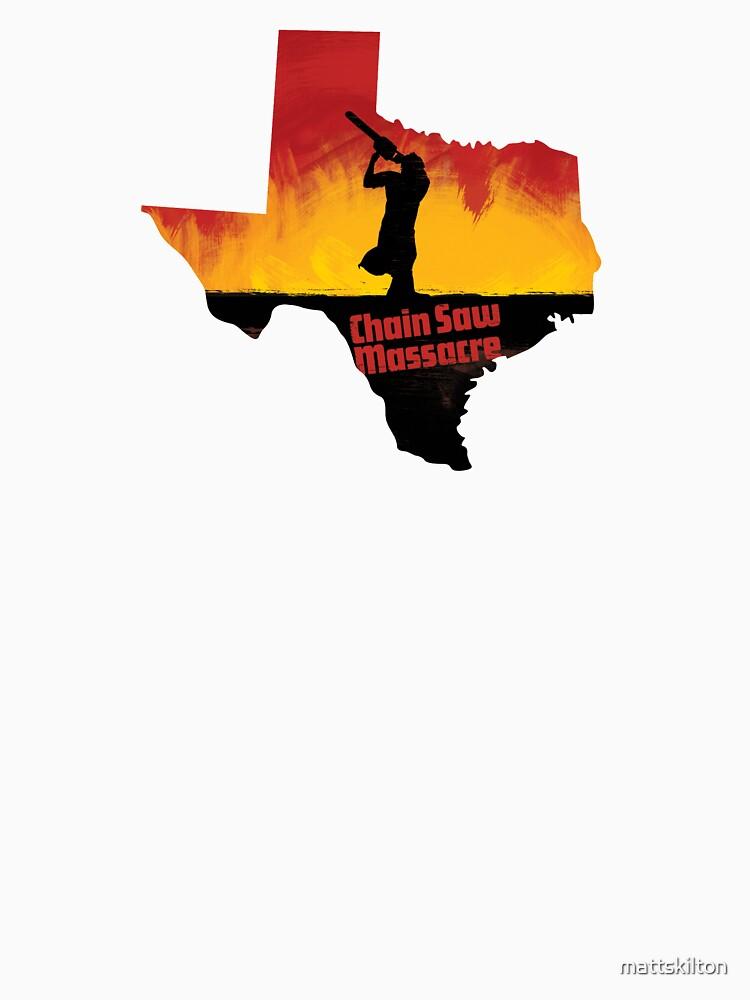 The Texas Chainsaw Massacre by mattskilton