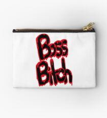I'm A Boss Ass Bitch Studio Pouch