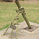 A Three Inch Trench Mortar by ScenerybyDesign