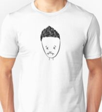 Spikes drawing of Angel Unisex T-Shirt