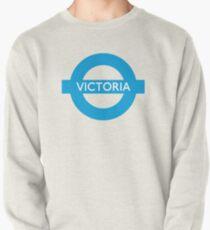 Victoria Line - London Underground Roundel Pullover