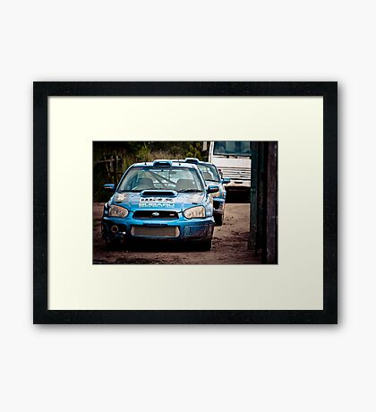 The WRX Experience  Framed Print