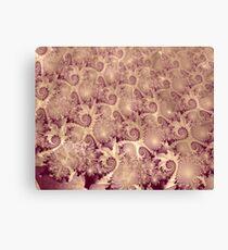 Exquisite Sepia Image 1 + Parameter Canvas Print