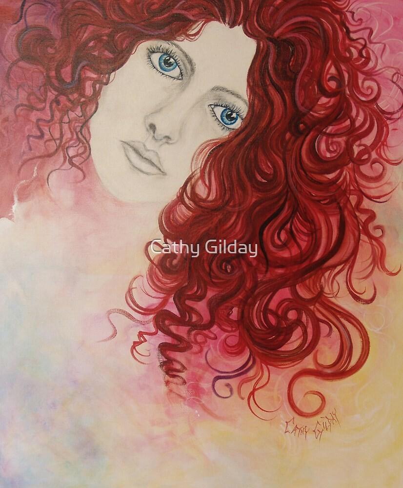 Ruby's Eyes by Cathy Gilday