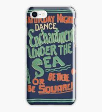 """""""Enchantment Under the Sea Dance"""" iPhone Case/Skin"""