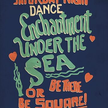 """""""Enchantment Under the Sea Dance"""" by ChrisTomlinson"""