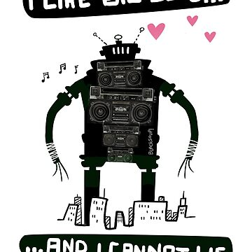 I Like Big Bots...  by blacksoup