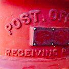 Postal Strike by Josh Prior