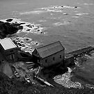 Old Lizard Lifeboat Station by newbeltane