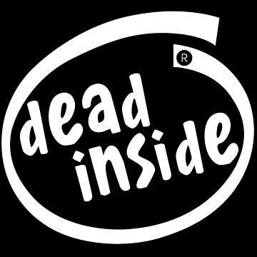 Dead Inside logo by MisterNightmare