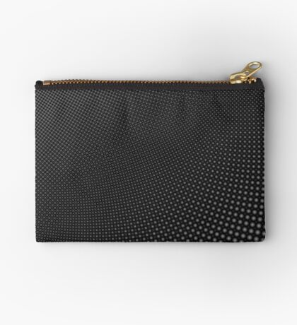 Monochrome Pattern 001 Zipper Pouch
