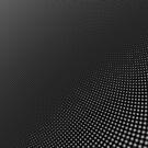 Monochrome Pattern 001 by Rupert Russell