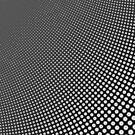 Monochrome Pattern 002 by Rupert Russell