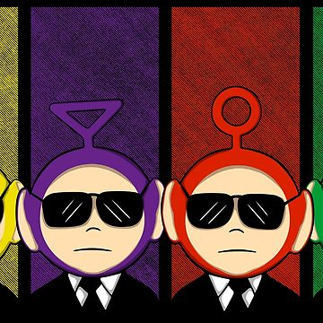 Reservoir Tubbies by NinoMelon