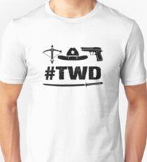 Der Walking Dead - TWD Unisex T-Shirt
