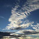 Sunset, North Norfolk by newbeltane