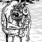 Monster in disguise by Joaquín Aldeguer