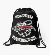 Days Gone - MONGREL FAREWELL ORIGINAL MC Drawstring Bag