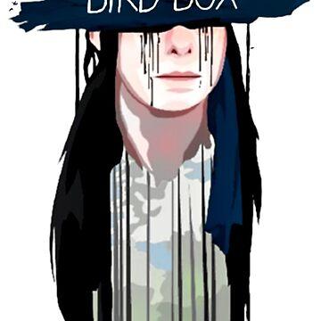 Bird Box Movie Sandra Bullock by metaminas