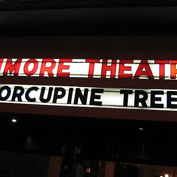 Porcupine Tree - Enmore Theatre 2010 by WILLe