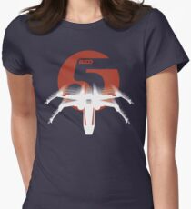 Red 5 Womens Fitted T-Shirt