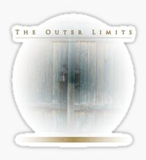 The Outer Limits: Windows Sticker