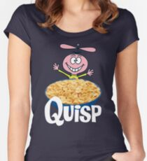 Quisp Women's Fitted Scoop T-Shirt