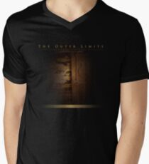 The Outer Limits: Doors Mens V-Neck T-Shirt