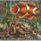 Clown Fish by Pamela Plante