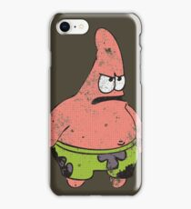patrick iPhone Case/Skin