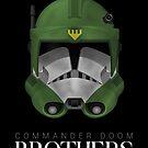Commander Doom - Brothers by nothinguntried