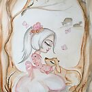 Ava by MarleyArt123