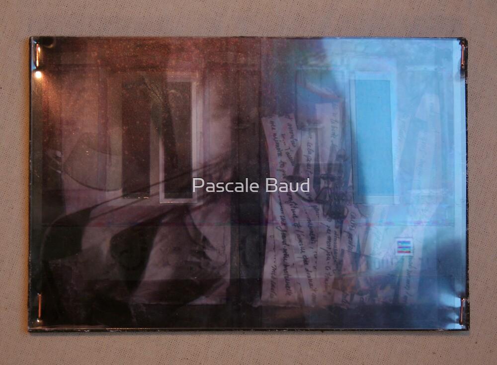 Secret Postcard n°11 by Pascale Baud