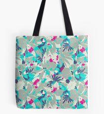Brazil Parrots Palm Tree Crazy Hip Hop Pattern Tote Bag