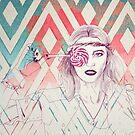 Lollipop Girl by Pepe Psyche