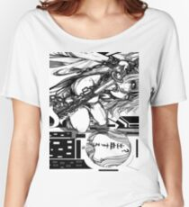 N a g i s a // 2 Baggyfit T-Shirt