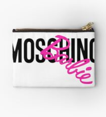 Moschino Barbie Zipper Pouch