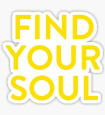 Find Your Soul - Soulcycle Sticker