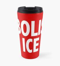 Abolish ICE Travel Mug