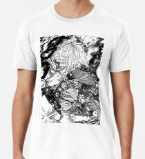 2 0 1 9 Silvester v.2 Männer Premium T-Shirts