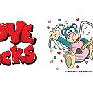 Love Rocks Too by MartyToons