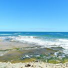 Mouth of Hopkins River, Warrnambool, Vic. Australia by EdsMum