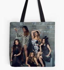 Elegant Fifth Harmony Product Tote Bag