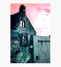 Auld Kirk Photographic Print