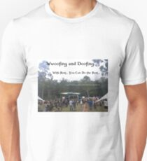 Wwoofing and Doofing - EFF09 T-Shirt